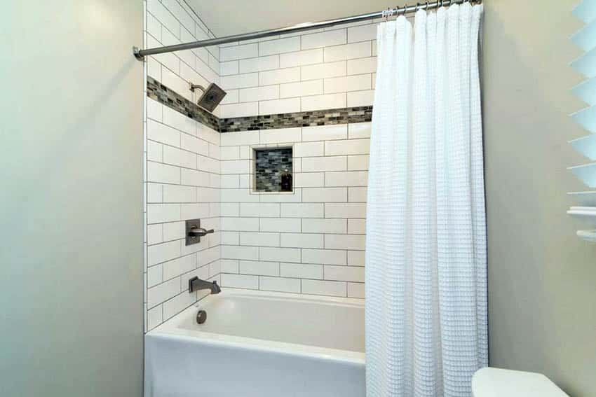 shower curtain sizes most popular