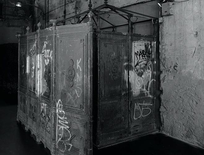 Erfahrungsbericht berghain darkroom Draft Profile: