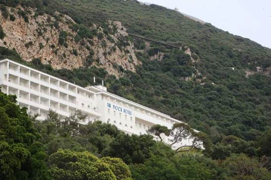 the rock hotel gibraltar