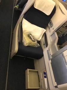 british air 777 business class