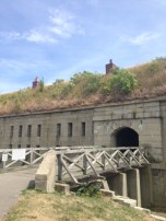 Fort Warrent, Georges Island