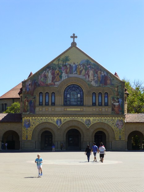 Chapel at Stanford