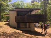 Kugel-Gips House, inspired by Fallingwater