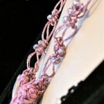 Another Way to Bead Love Knot crochet Jewelry