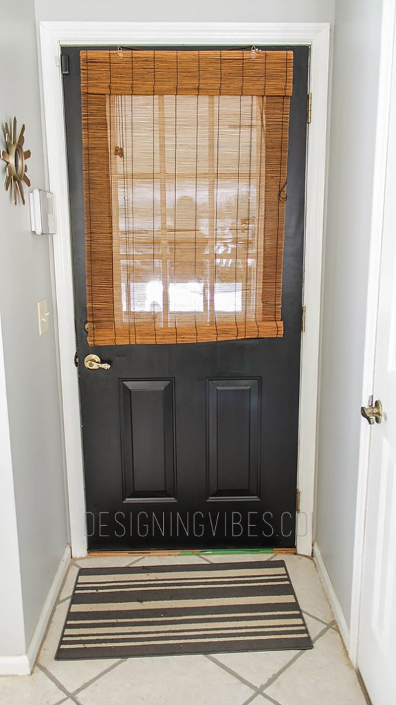 black door diy