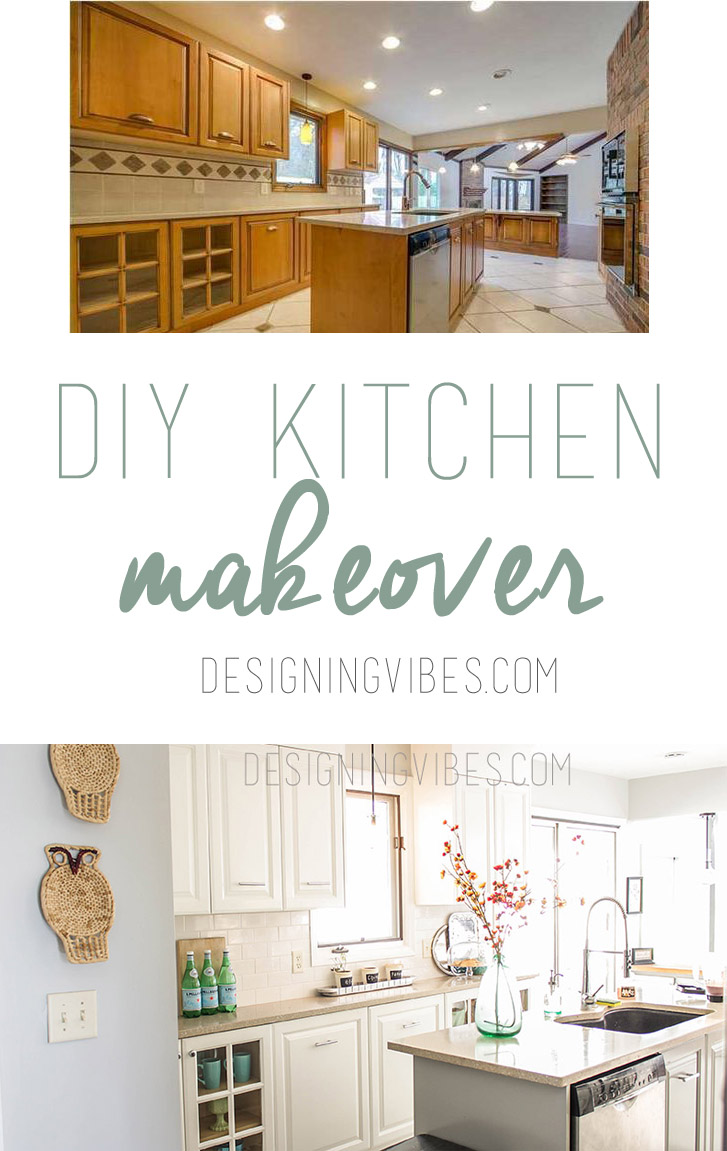 kitchen in progress white and gray kitchen transformation