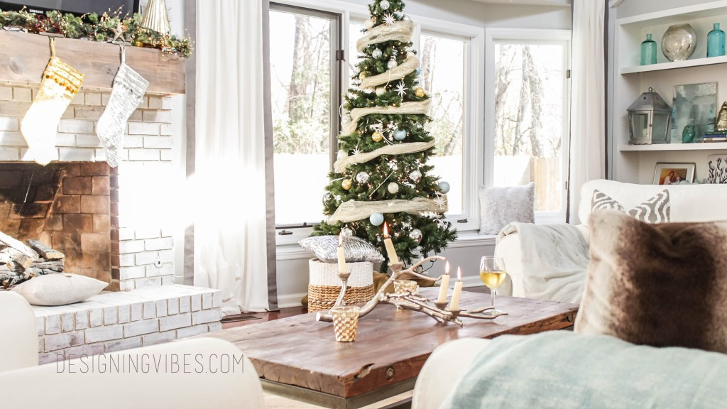 First Christmas In My First Fixer Upper Designing Vibes