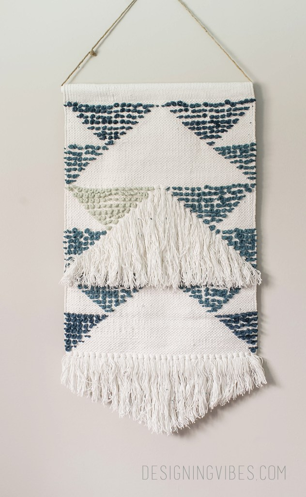 gray rustic tribal nursery for boy