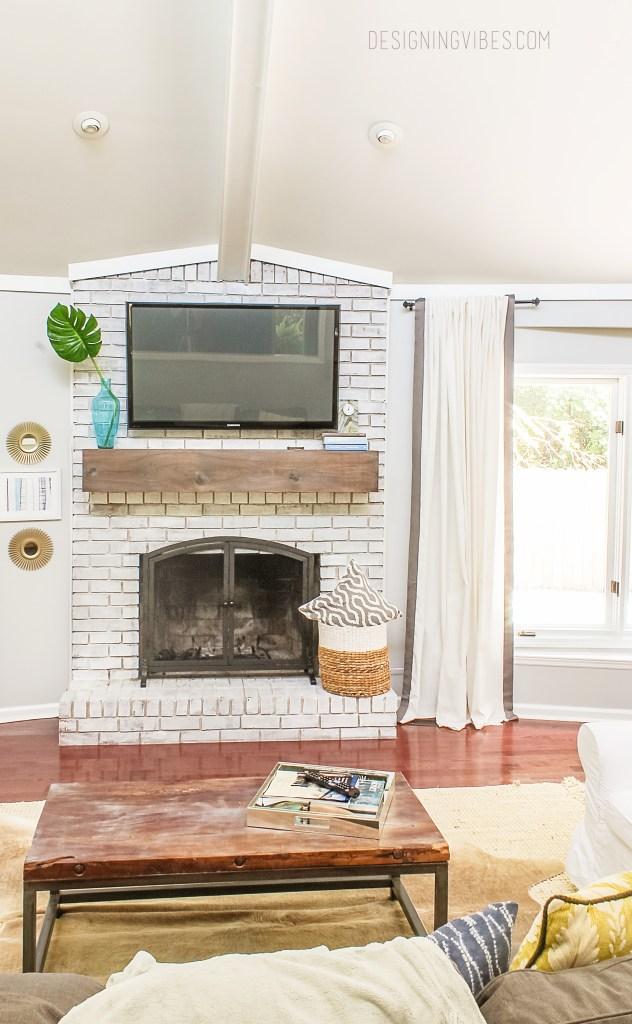 coastal modern living room