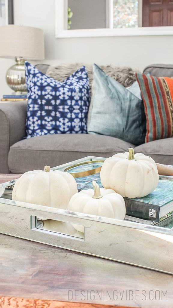 boho chic fall decor