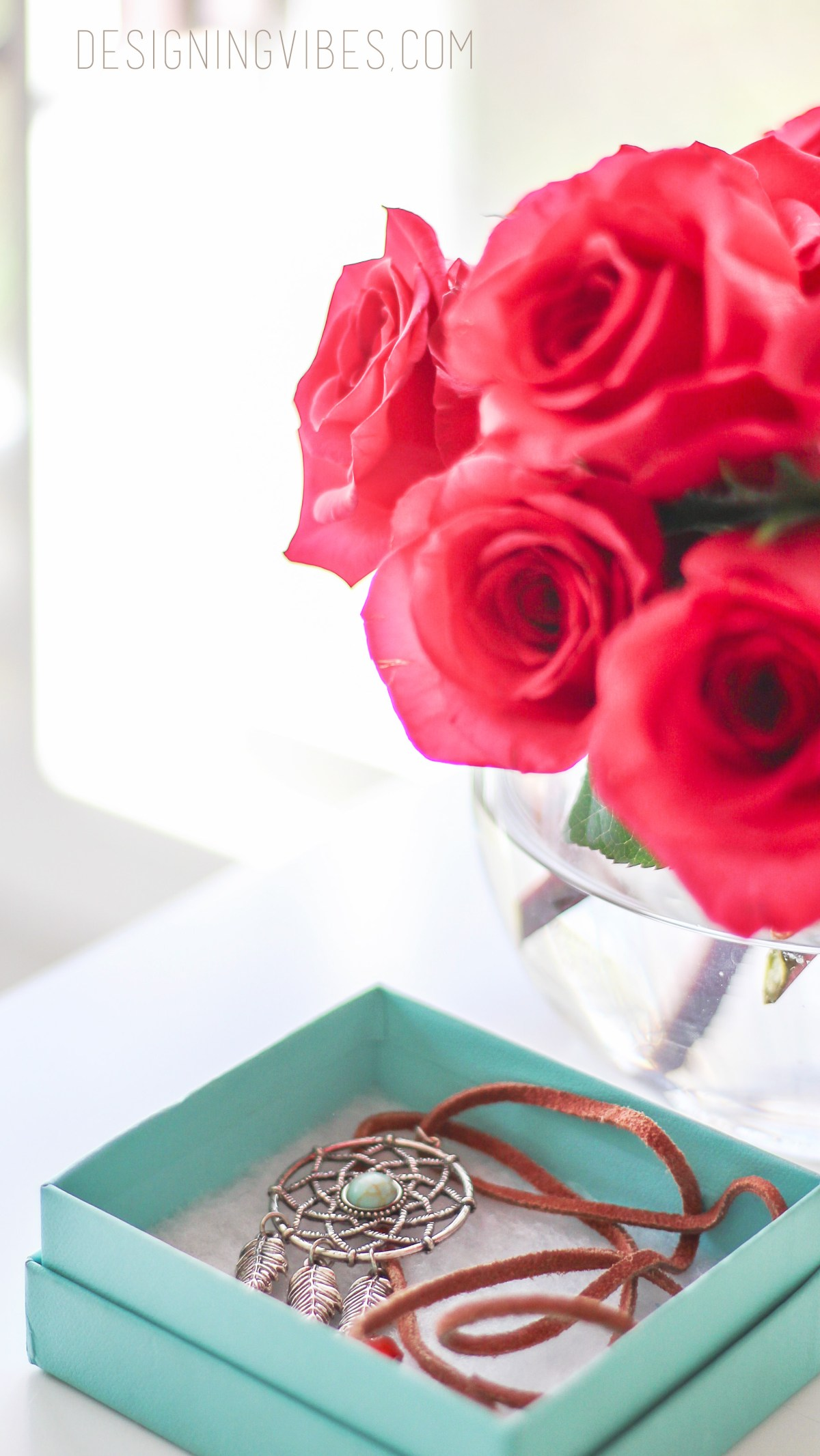 Cheap And Easy Galentines Day Gift Diy Choker For Valentines