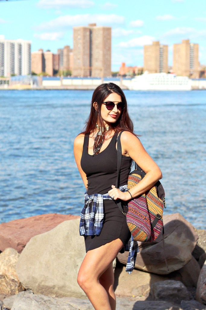 comfortable outfits for New York City