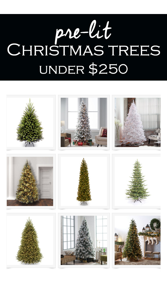 the most realistic and affordable artificial christmas trees