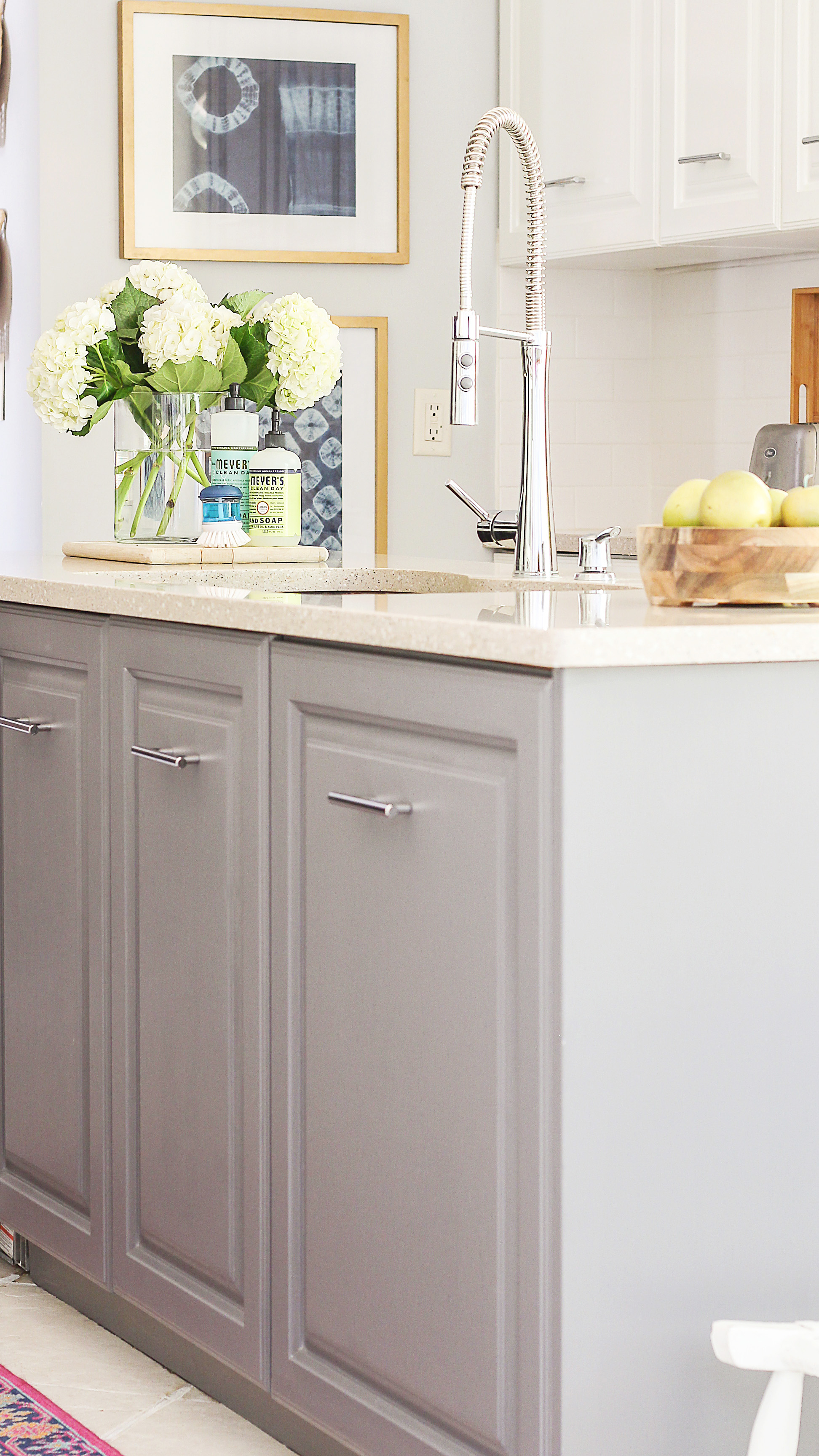 Pleasant A Review Of My Milk Paint Cabinets 6 Month Follow Up Home Interior And Landscaping Ologienasavecom
