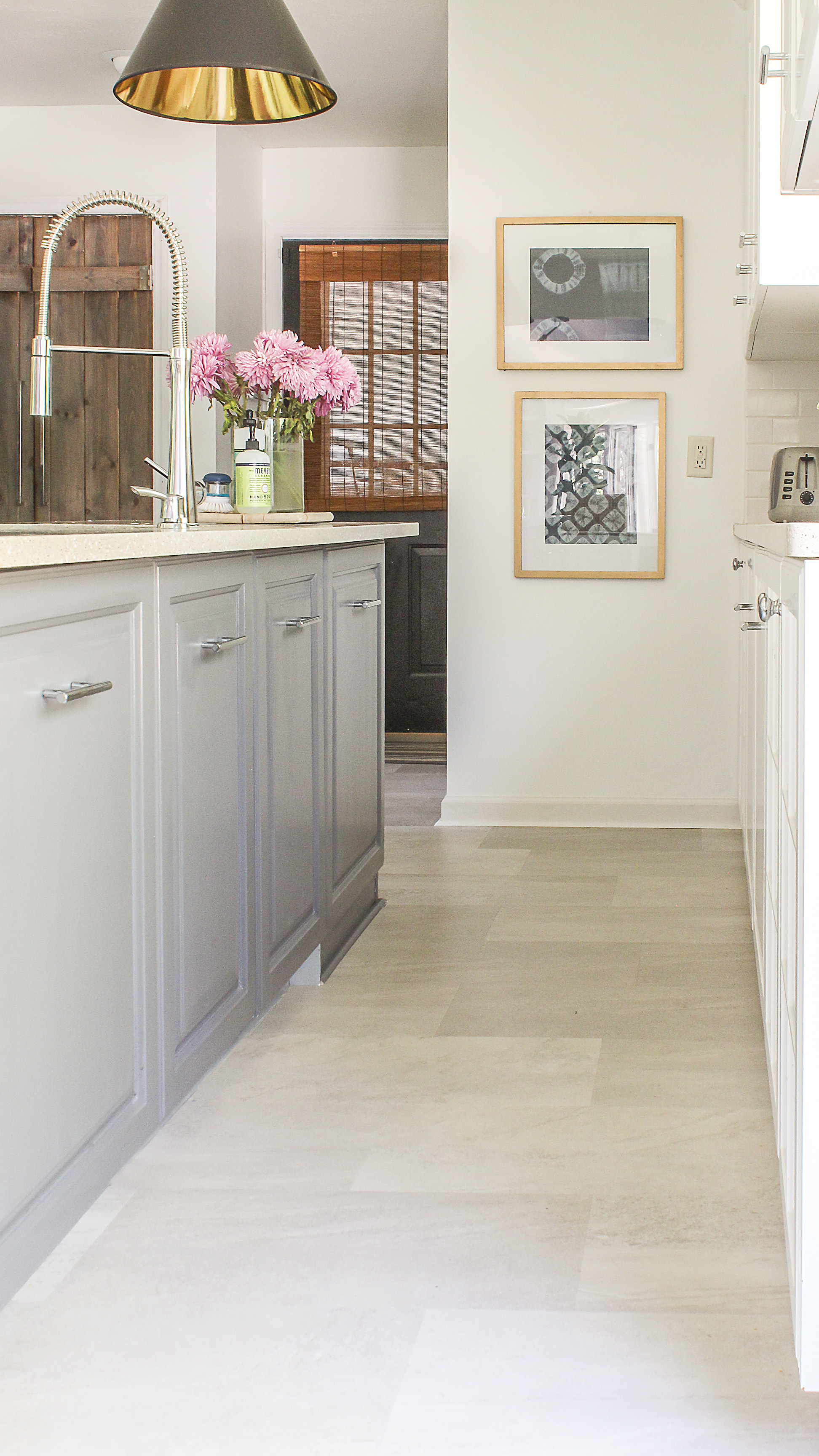 Lvt Flooring Over Existing Tile The Easy Way