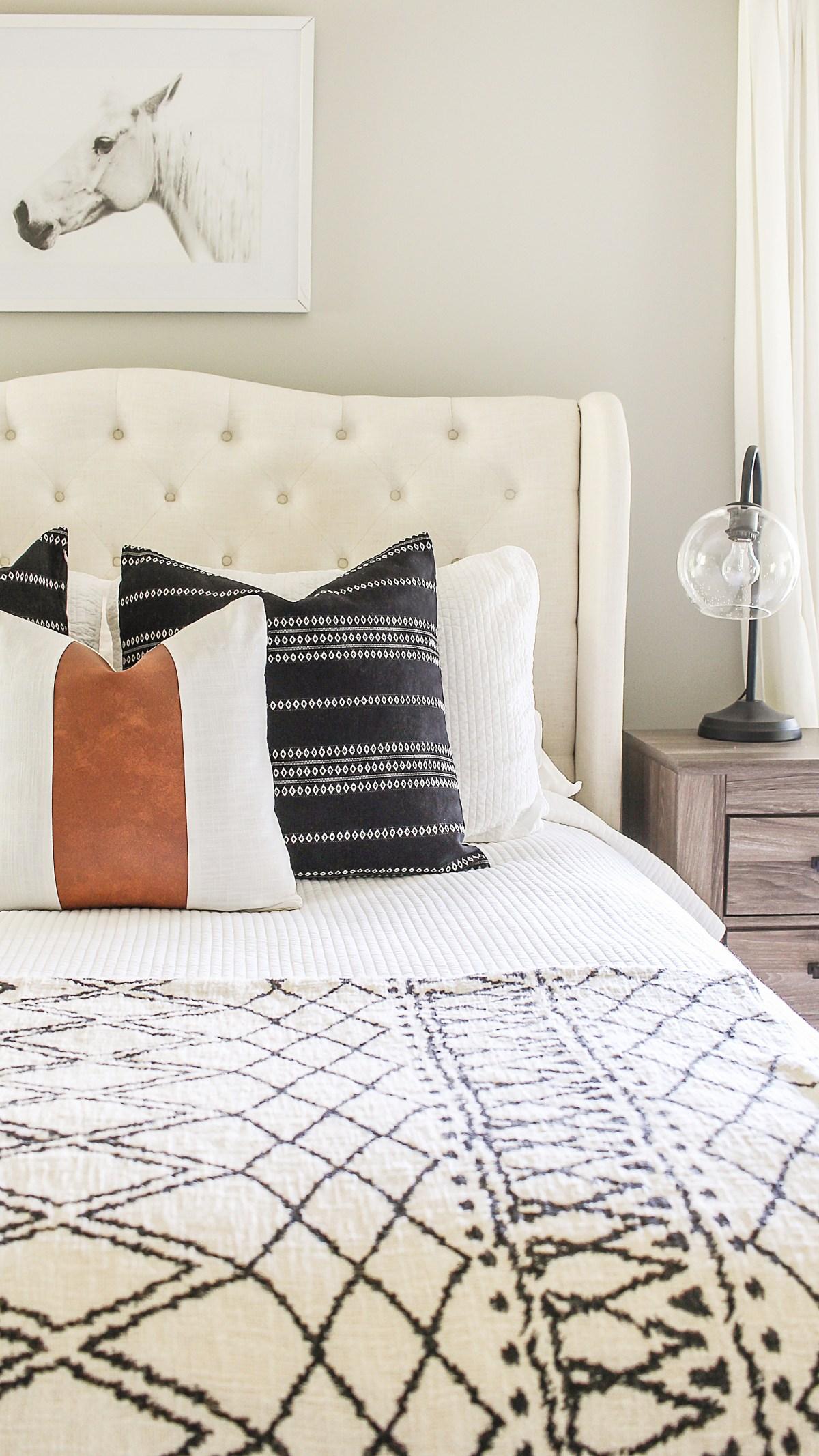 where to buy modern farmhouse pillows