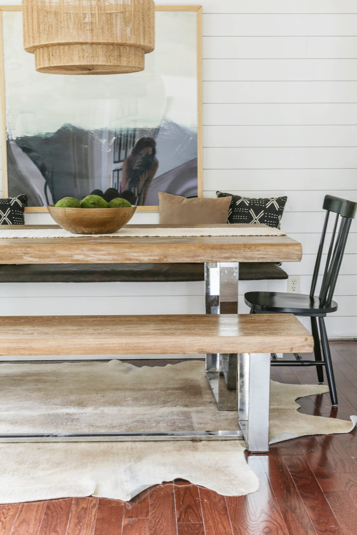 How To Upholster A Banquette Dining Bench On The Cheap