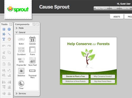 sproutbuilder