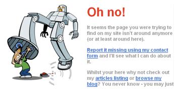 error_page