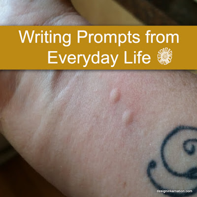 Writing Prompts From Everyday life