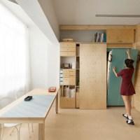 Paturile rabatabile - solutia pentru locuinte foarte mici / Wallbeds, the solution for very small spaces