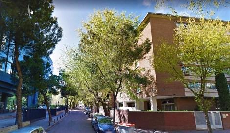 Calle Sándalo