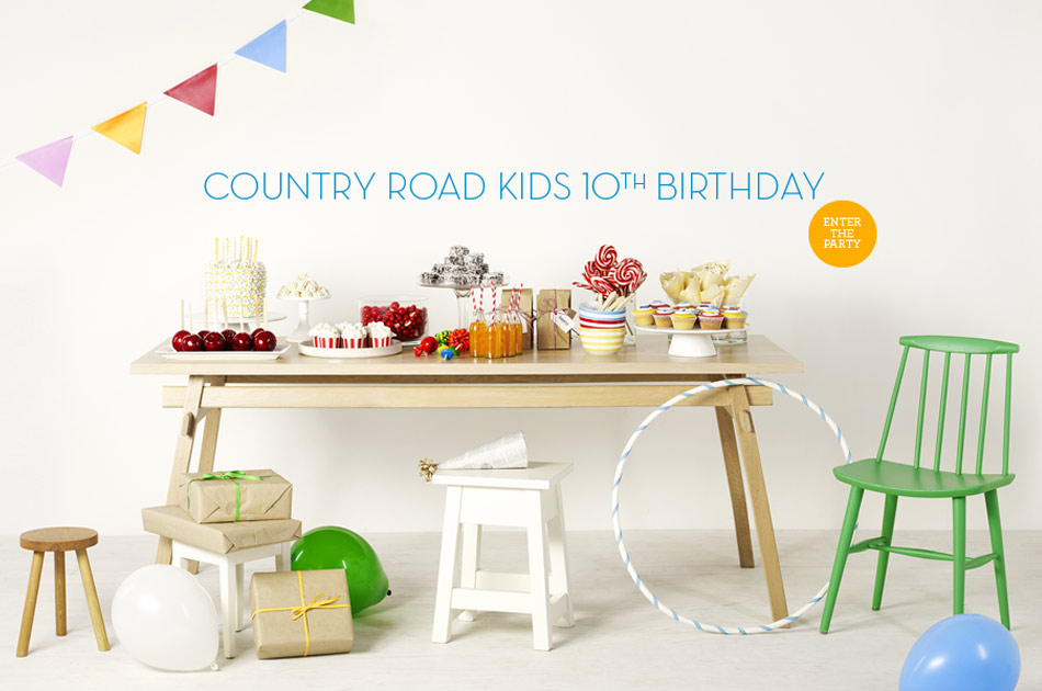 Fabio Ongarato Design | Country Road Kids (2/4)