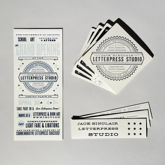 Letterpress Studio | Cast Iron Design Company (1/6)