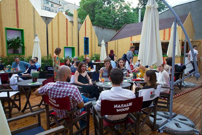 Creart Designist 1 Terase și grădini din București pentru relaxări DESIGNIST în oraș