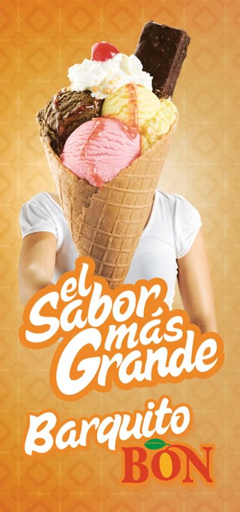 Campaña Helados Bon (Publicidad Dominicana) (1/2)