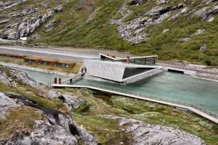 Trollstigen Service Station and Café by Reiulf Ramstad Arkitekter
