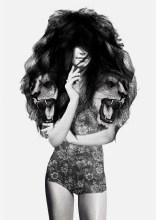 Jenny Liz Rome :: Ladies Of The Flies - Lion 1