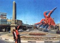 Maz Dixon // Attraction - Monument (Lobster)
