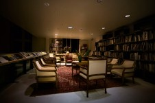 DesignJoyBlog // Lloyd Hotel Amsterdam Library - photo credits to Yamandu Roos