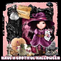 lia bootiful halloween