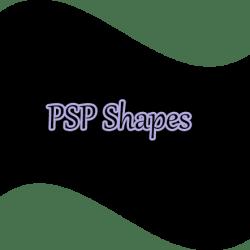 pspshapes