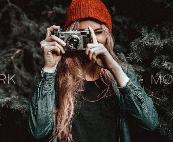 How to Get Dark & Moody Tones In Photoshop