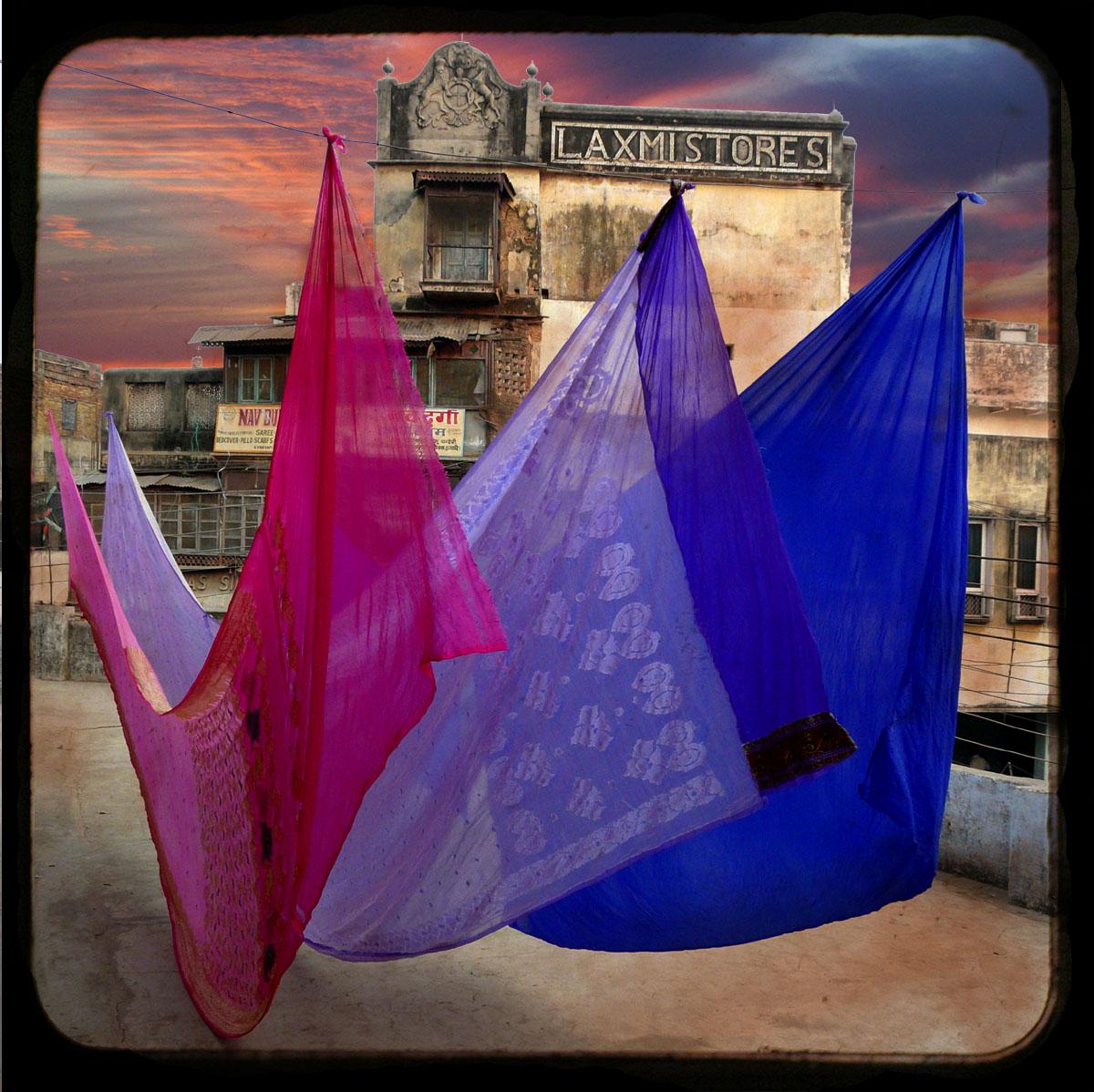 Poems in Silk