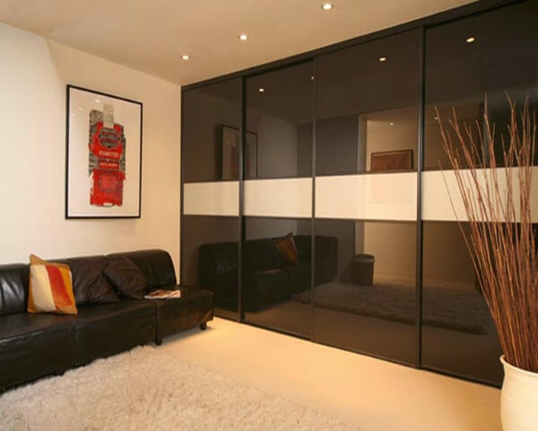 Stupendous Modern Contemporary Sliding Doors Wardrobe Interior Design Home Interior And Landscaping Spoatsignezvosmurscom