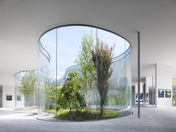 Unique Museum Concept in Nagano, Japan – Interior Design, Design