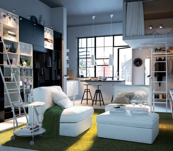 Rearrange Small Living Rooms with Ikea Ideas for 2012 ...