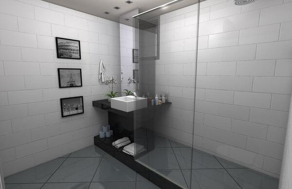 designer bathrooms