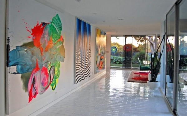 art paintings in modern decorating interior design design news