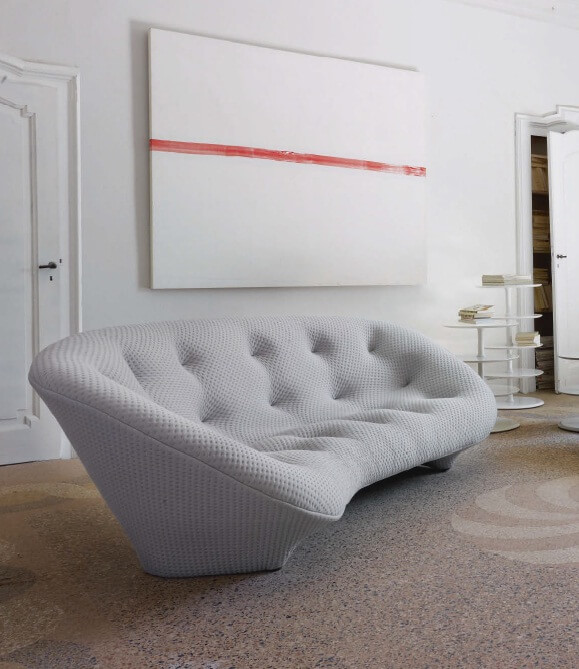 dare to be different with ploum sofa by ligne roset interior design design news and. Black Bedroom Furniture Sets. Home Design Ideas