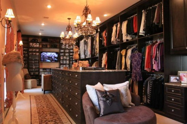 Tastemakers Closets Celebrity Closet Design