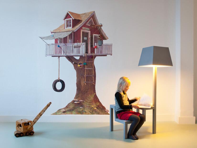 Creative-grey-chair-with-lamp-04