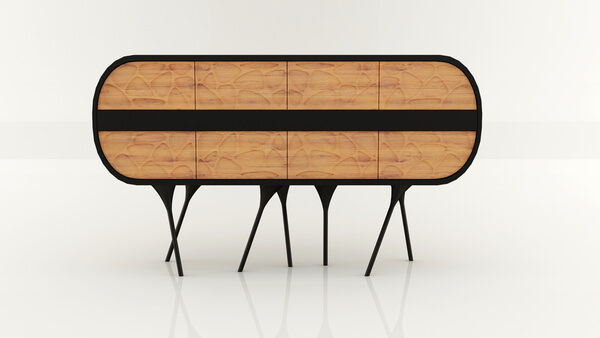 Cabinet-with-wood-and-corian-by-Andrei-Otet
