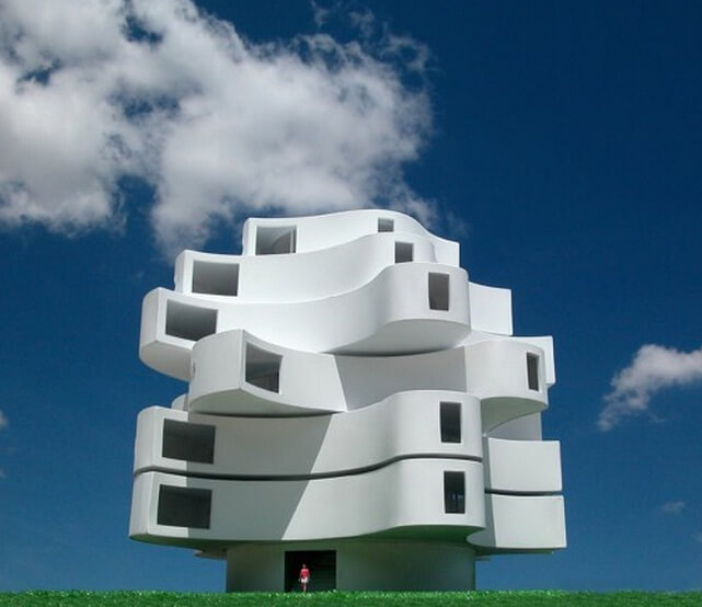 Creative-wind-shaped structure-03
