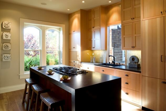 Kitchen-in-asian-style