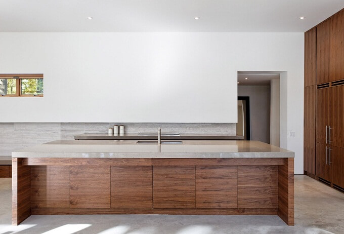 Elegant-minimalist-kitchen